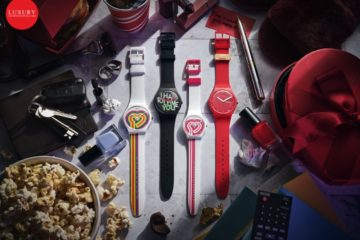 Luxury Society Asia 2021: Valentine's Day Gift - Luxury Shopping: Swatch Watch New Collection