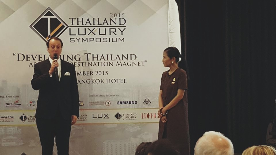 Thailand Luxury Symposium 2015