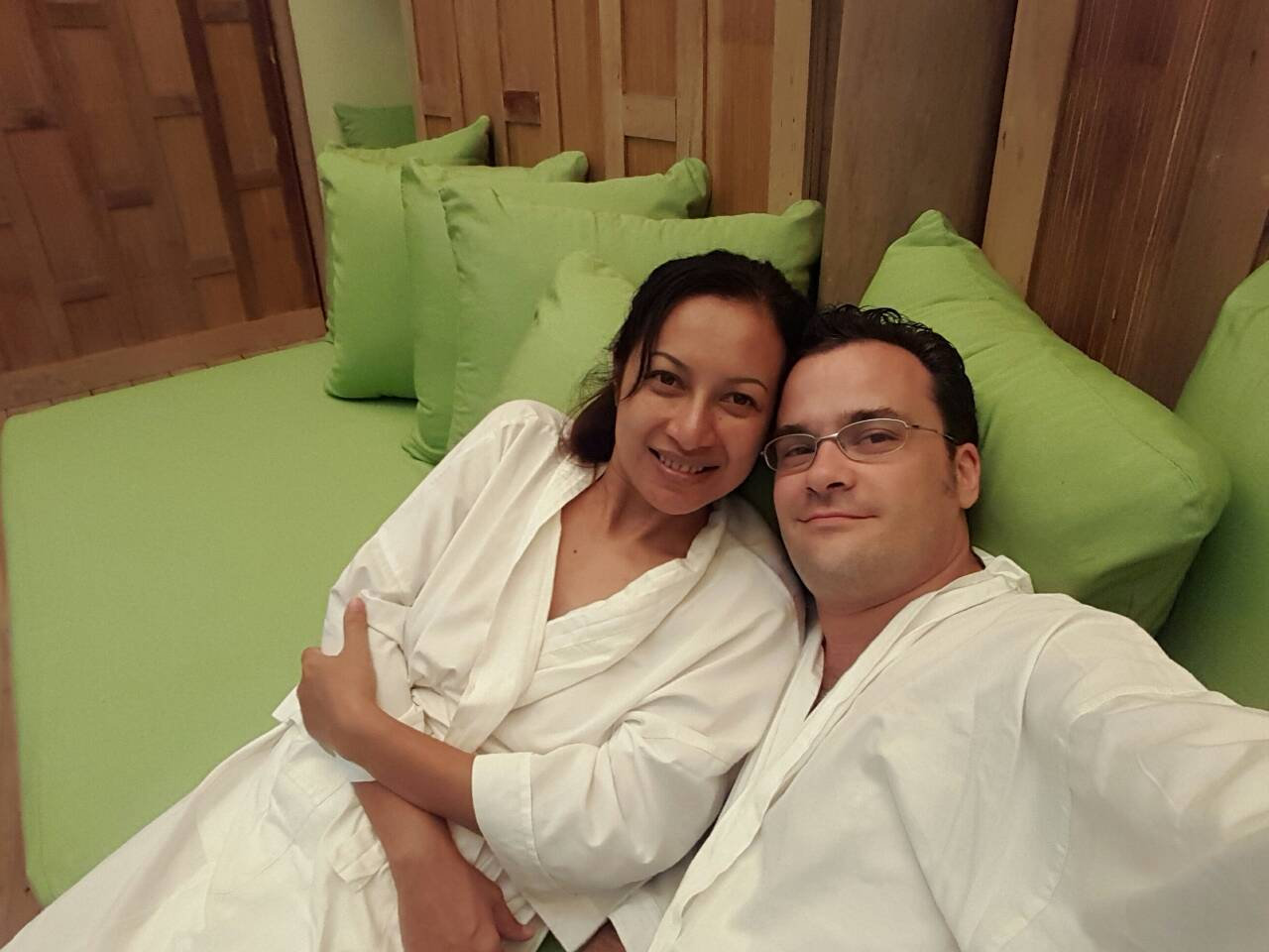Spa treatment at Soneva Kiri Koh Kood Thailand