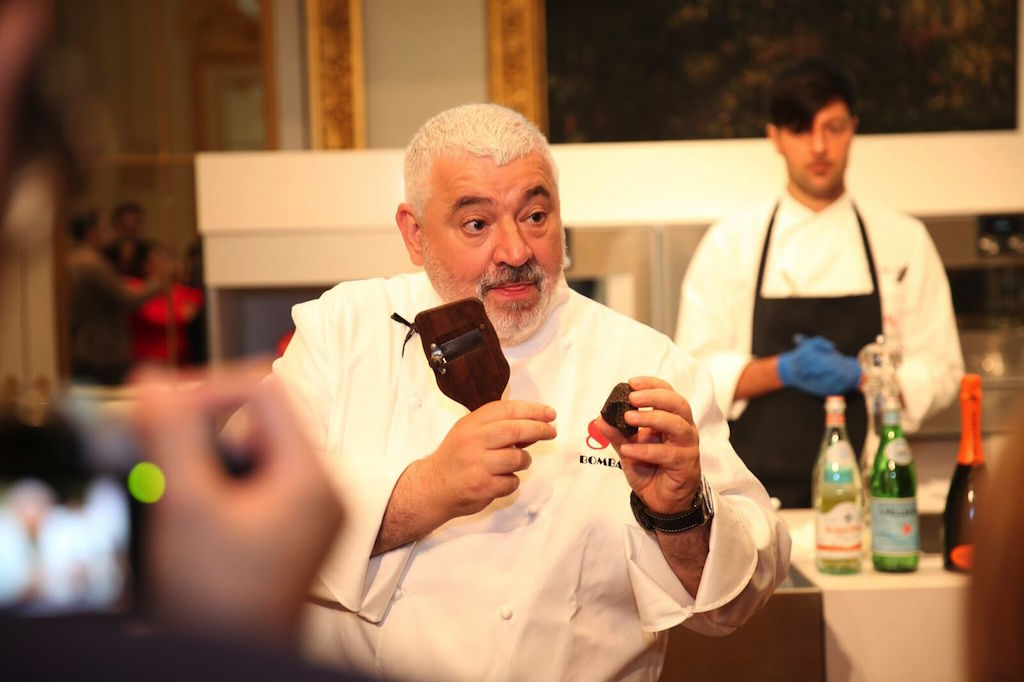 4. Chef Bombana