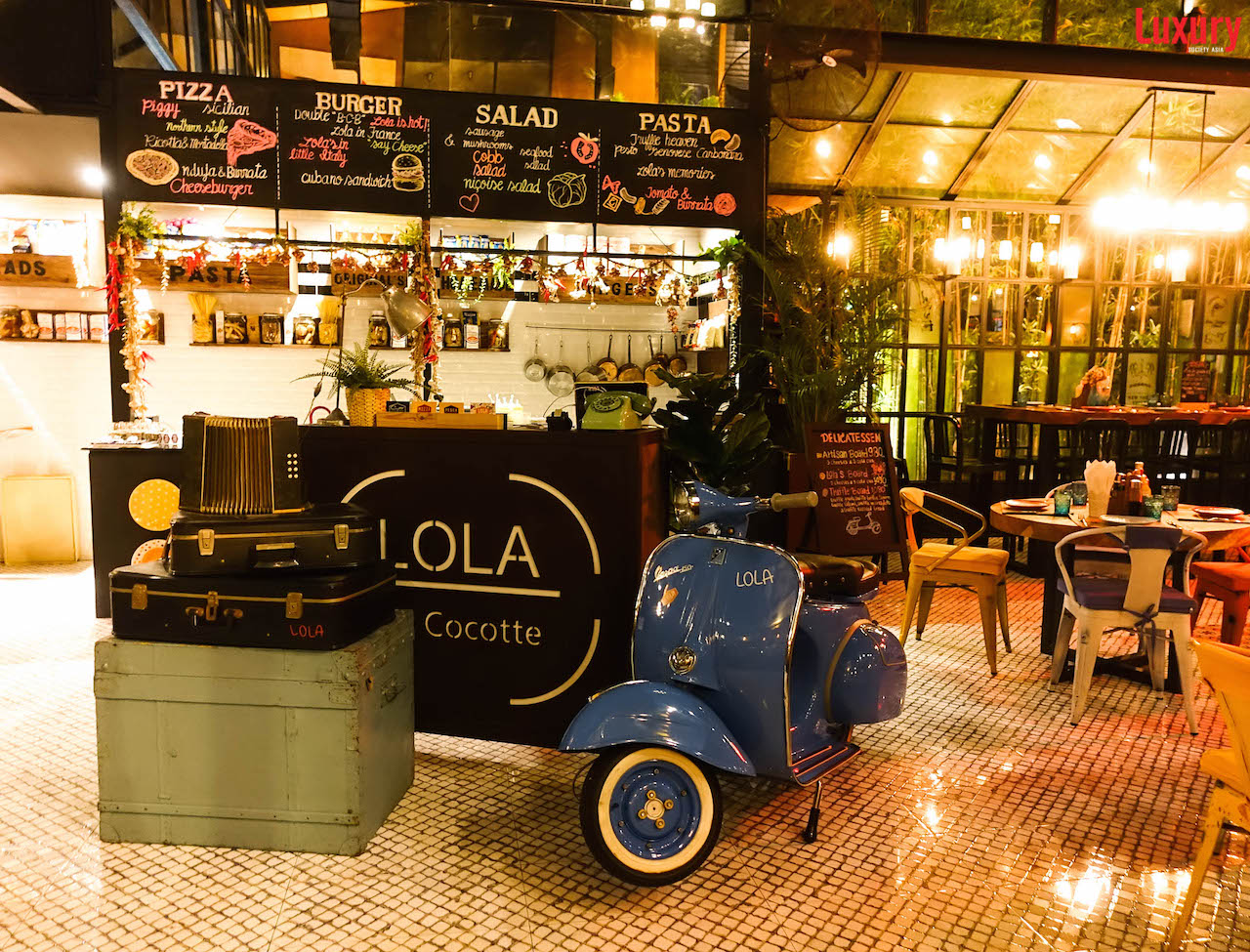 Lola By Cocotte Review Bangkok S New Italian Restaurant In Eki Flavorful Journal Of A Named