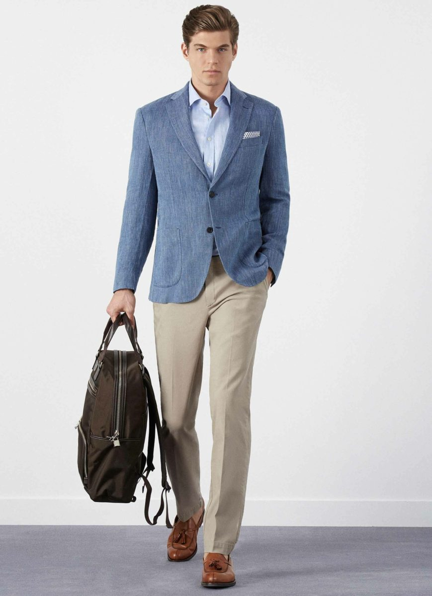 The Luxury Smart Casual Style Dress Code For Men Explained